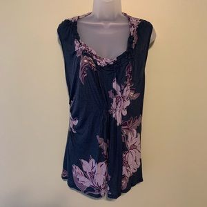 Anthropologie Deletta Iris Blouse, Size Medium